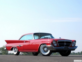 Chrysler 300G Hardtop Coupe '1961,