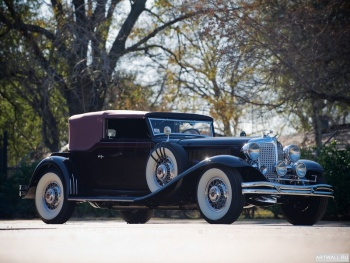 Chrysler CG Imperial Convertible Victoria by Waterhouse '1931,