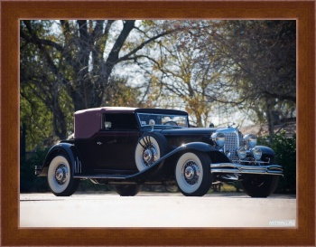 Магнитная картина Chrysler CG Imperial Convertible Victoria by Waterhouse '1931,