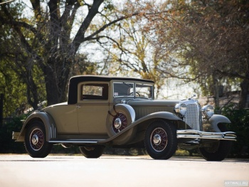 Chrysler CG Imperial Custom Line Coupe by LeBaron '1931,