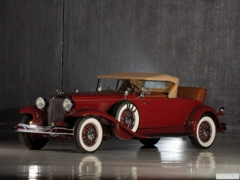 Chrysler CG Imperial Roadster by LeBaron '1931,