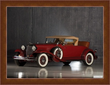 Магнитная картина Chrysler CG Imperial Roadster by LeBaron '1931,