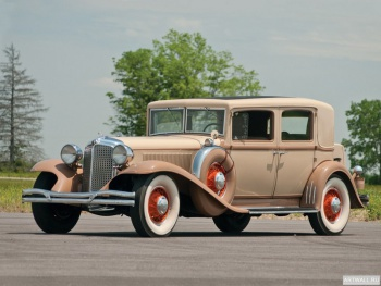Chrysler CG Imperial Sedan '1931,