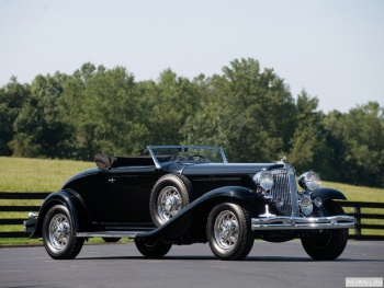 Chrysler CH Imperial Roadster by Bohman & Schwartz '1932,
