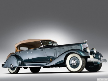 Chrysler CL Custom Imperial Phaeton by LeBaron '1933,