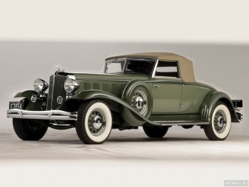 Chrysler CL Imperial Convertible Roadster by LeBaron '1932,