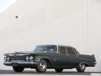 Chrysler Custom Imperial Southampton 4-door Hardtop '1962,
