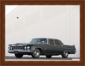 Магнитная картина Chrysler Custom Imperial Southampton 4-door Hardtop '1962,
