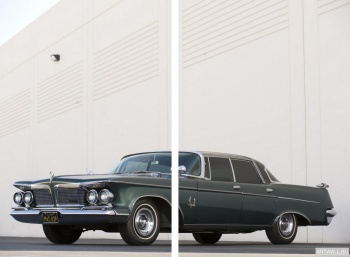 Модульное панно Chrysler Custom Imperial Southampton 4-door Hardtop '1962,