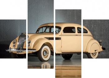 Модульное панно Chrysler Imperial Airflow Coupe '1936,