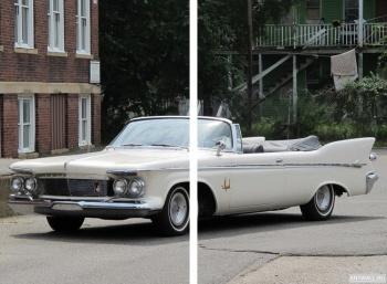 Модульное панно Chrysler Imperial Convertible '1961,