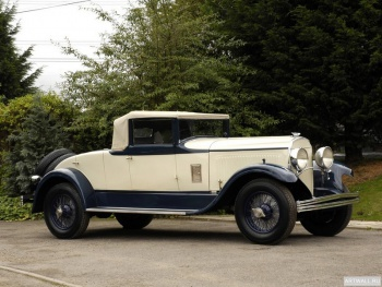 Chrysler Imperial Convertible Coupe (L80) '1928-30,