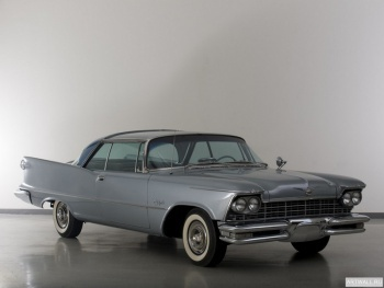 Chrysler Imperial Crown Coupe '1957,