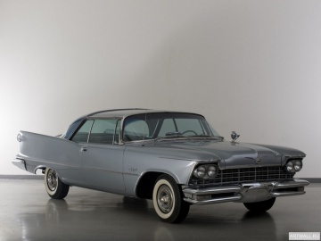 Chrysler, Chrysler Imperial Crown Coupe '1957