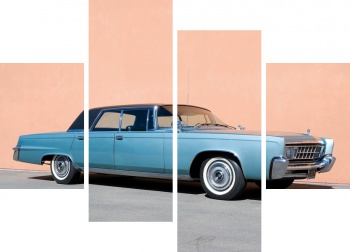 Модульное панно Chrysler Imperial Crown Hardtop Sedan '1966,