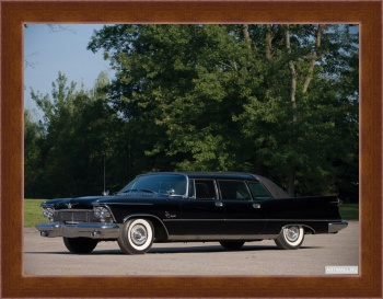 Магнитная картина Chrysler Imperial Crown Limousine '1958,