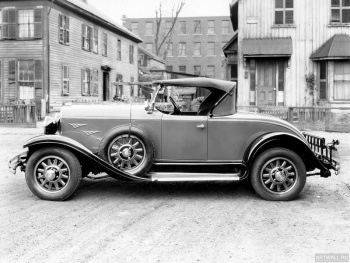 Chrysler Model 77 Roadster '1930,