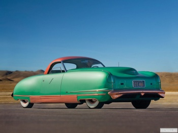 Chrysler Thunderbolt Concept Car '1940,