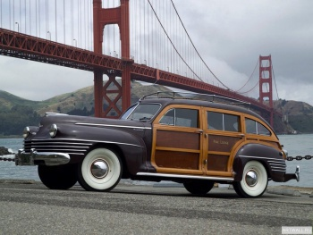 Chrysler Town&Country '1942,