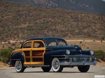 Chrysler Town&Country '1947,