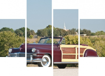 Модульное панно Chrysler Town&Country Convertible '1946,