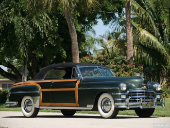 Chrysler Town&Country Convertible '1949,