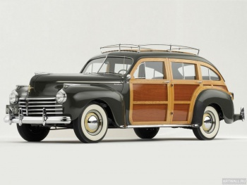 Chrysler Town&Country Estate Wagon '1941,