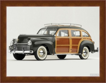 Магнитная картина Chrysler Town&Country Estate Wagon '1941,