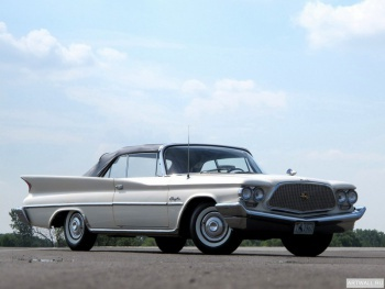 Chrysler Windsor Convertible '1960,