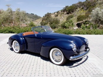 Coachcraft Roadster '1940,