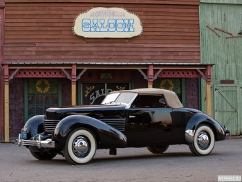 Cord 810 Convertible Coupe '1936,