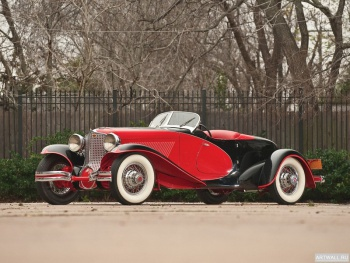Cord L29 Speedster by LaGrande '1930,