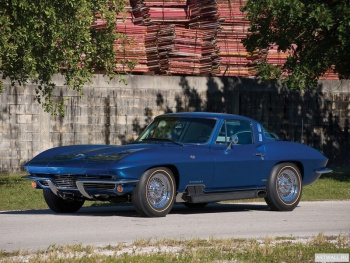 Corvette Coupe by GM Styling (C2) '1964,