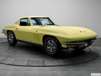 Corvette Sting Ray (C2) '1965-66,