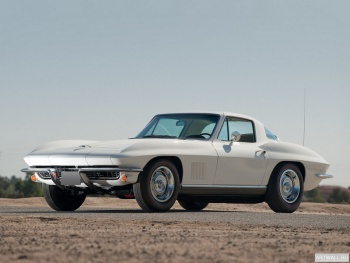 Corvette Sting Ray (C2) '1967,