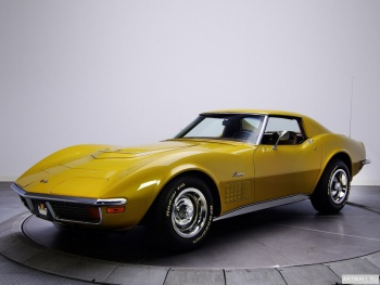 Corvette Sting Ray 427 PRO L76 Convertible (C2) '1967,