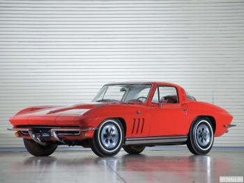 Corvette Sting Ray 427 PRO L78 Convertible (C2) '1965,
