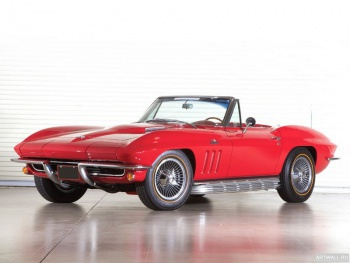 Corvette Sting Ray 427 RPO L71 Convertible (C2) '1967,