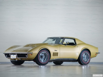 Corvette Stingray L71 427 Convertible (C3) '1969,