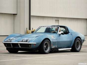 Corvette Stingray L88 427 Coupe (C3) '1969,