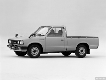 Datsun Pickup Regular Cab JP-spec (720) '1979-85,