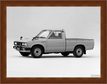 Магнитная картина Datsun Pickup Regular Cab JP-spec (720) '1979-85,