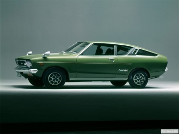 Datsun Sunny Excellent GX Coupe (PB210) '1973-77,