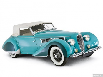 Delahaye 135 M Cabriolet by Letourneur & Marchand '1950,