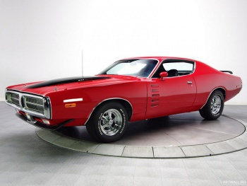 Dodge Charger R T '1968,
