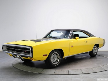 Dodge Charger R T 440 Six-Pack '1970,