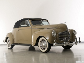 Dodge D-14 Convertible Coupe '1940,