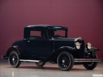 Dodge DD Business Coupe '1930,
