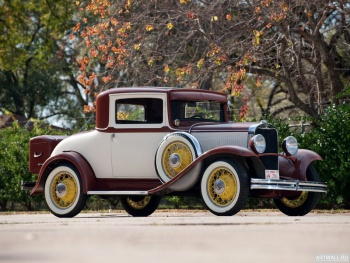 Dodge DD Business Coupe '1930-32,