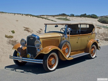 Dodge DS Phaeton '1930,